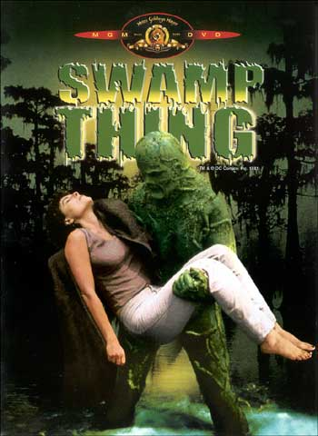 monster love swamp SWAMP THING